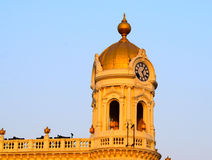 Traditional Architectural Monuments. Stylish traditional architectural monuments building around India Stock Photography