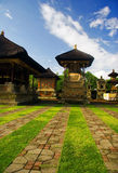 Traditional architecture of Bali Stock Photos
