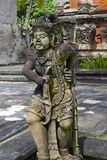 Traditional architecture in Bali, Indonesia Royalty Free Stock Images