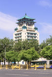 Traditional architecture, Beijing, China Stock Image