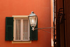 Traditional architecture in Cinque Terre Royalty Free Stock Photography