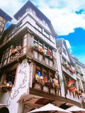 Traditional , Architecture , Germany. Traditional , Architecture , city in Germany Royalty Free Stock Photos