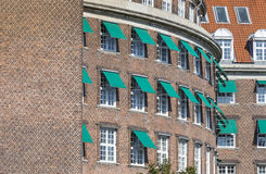 Traditional architecture in Copenhagen, Denmark Royalty Free Stock Photography