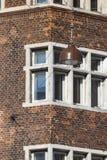 Traditional architecture in Copenhagen, Denmark Stock Photos