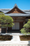 Traditional architecture of Japan Stock Photography