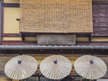 Traditional architecture in Kyoto, Japan Royalty Free Stock Photography