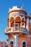 Traditional architecture in the Old Town of Chania Stock Photos