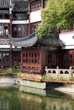 Traditional architecture in Shanghai Royalty Free Stock Photography
