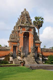 Traditional architecture of temples of Bali Stock Photography