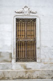 Traditional argentinian window Royalty Free Stock Images