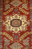 Traditional Armenian carpet Stock Photo