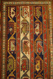 Traditional Armenian carpet Stock Photos