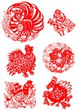 Traditional Artistic Pattern. Vector of Chinese Traditional Artistic Pattern Stock Images