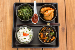 Traditional asian dish Stock Photos