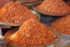 Traditional asian fish market Stock Photos