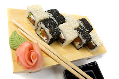 Free Traditional Asian Food Sushi Stock Images - 20002794