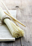 Traditional Asian noodles Royalty Free Stock Image