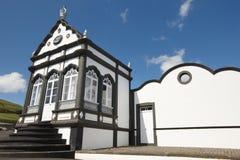 Traditional azores chapel. Imperio do Porto Martins. Terceira. P Royalty Free Stock Image