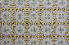 Traditional Azulejos tiles Stock Images
