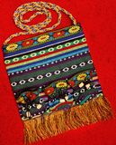 Traditional bag Royalty Free Stock Photos