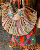 Traditional bags in Greece Royalty Free Stock Photo