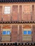 Traditional  Balcony, Poble Espanyol, Barcelona Royalty Free Stock Photos