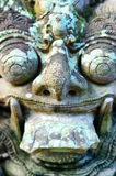 Traditional balinese architecture Stock Photography