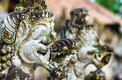 Traditional balinese architecture Stock Images