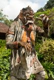 Traditional Balinese God statue Stock Photography