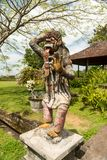 Traditional Balinese God statue Stock Photos