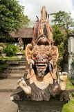 Traditional Balinese God statue Stock Photo