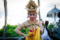 Traditional Balinese Kecak Dance Royalty Free Stock Image