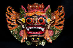 Traditional Balinese Mask Royalty Free Stock Image