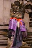 Traditional Balinese sculpture spirit stone. Ubud. Bali Indonesia Stock Photo