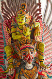 Traditional balinese sculpture Royalty Free Stock Images