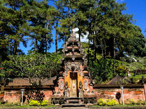 Traditional Balinese Temple. The Collection of The Beauty Around Java and Bali Island. Holiday Vibes Royalty Free Stock Photos