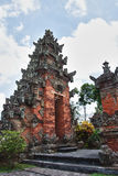Traditional balinese temple - Pura Beji. Royalty Free Stock Photos