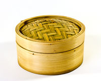 Bamboo Steamer Royalty Free Stock Images