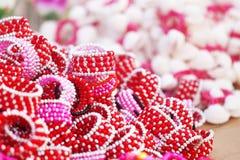 Traditional Bangladeshi bracelets Royalty Free Stock Images