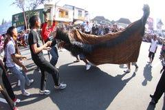 Traditional barong bali Royalty Free Stock Photography