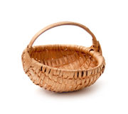 Traditional basket Stock Image