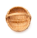 Traditional basket Royalty Free Stock Photos