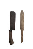 Traditional Bataknese Tool Stock Image