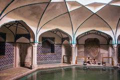 Traditional bathhouse (Hammam) Royalty Free Stock Photo