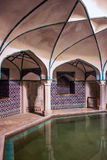 Traditional bathhouse Royalty Free Stock Images