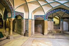 Traditional bathhouse Stock Photos