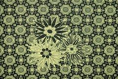 Free Traditional Batik Sarong Pattern Royalty Free Stock Image - 30289506