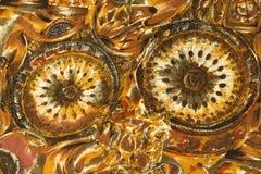 Traditional Batik Sarong Pattern Stock Photos