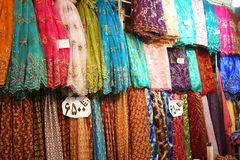 Traditional Bazaar in Iran Stock Image