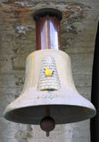 Traditional Bell from Zimbabwe Royalty Free Stock Photos